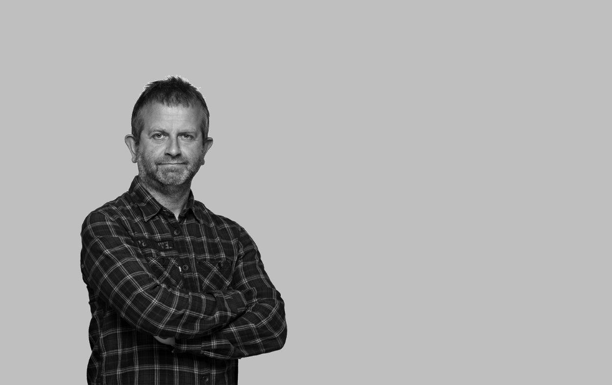 Nick Gill, Bartle Bogle Hegarty